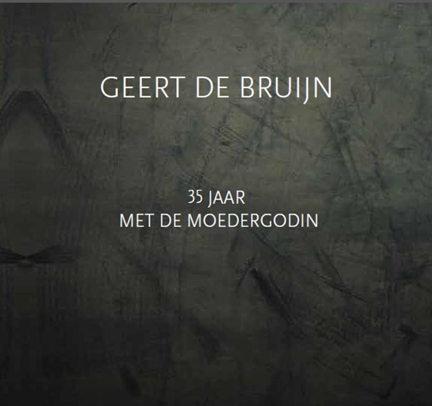 Geert de Bruijn | Werktekeningen in gemengde technieken