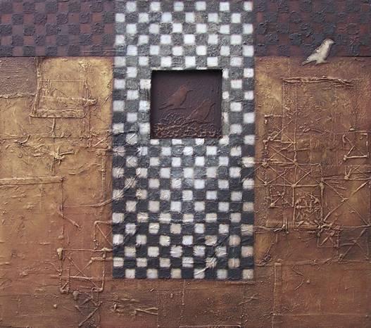 Nieuw werk over o.a. de Moedergodin te zien in de tentoonstelling in de Lambertuskerk in Vught.