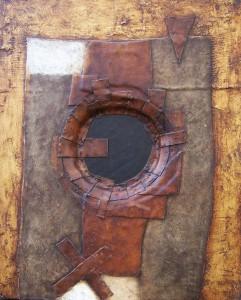 Schild/middelpunt I